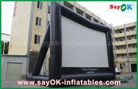 الصين عملاق 10 مل × 7 mH القماش نفخ التلفزيون شاشة العرض CE/شهادة SGS مصنع