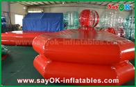الصين الأحمر بك نفخ بركة المياه الهواء ضيق بركة السباحة للأطفال اللعب مصنع