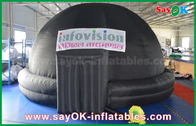 الصين القبة السماوية 360 فيلم نفخ خيمة الإسقاط نفخ قبة خيمة للمتاحف مصنع