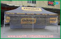 الصين 3X6m قسط الألومنيوم الإعلان للطي خيمة، سداسي سرادق / أكشاك مصنع