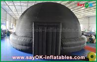 الصين مدرسة / عرض المحمولة قبة نفخ القبة السماوية مع المحمول العارض مصنع