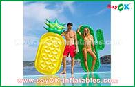 الصين مختلف الأشكال شريحة الفاكهة تجمع تعويم نفخ ألعاب في الهواء الطلق الخام للسباحة مصنع