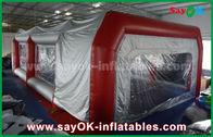 الصين ماء قابل للنفخ هواء خيمة بك رذاذ كشك لسيارة دهان يرش مصنع