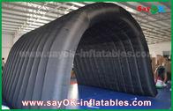 الصين أسود 210D أكسفورد نفق قابل للنفخ يخيم خيمة لأن نشاط خارجي مصنع