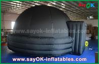 الصين صنع وفقا لطلب الزبون 5m / 6m ديا قابل للنفخ إسقاط قبة خيمة للأطفال / بالغين مصنع