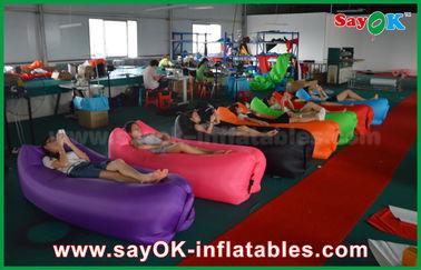 تخصيص الشكل النوم كيس هواء/هواء نفخ كيس 200 سم * 90 سم CE الموافقة