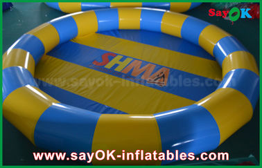 تخصيص الهواء ضيق نفخ المياه اللعب بك بركة سباحة للأطفال اللعب
