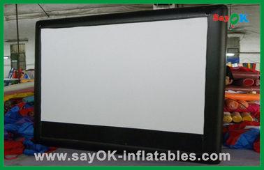 نفخ شاشة السينما التجارية نفخ عريضة شاشة السينما